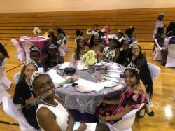LADIES OF ELEGANCE INDUCTION CEREMONY
